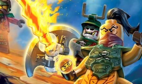 Lego ninjago skybound jouer en ligne ou t l charger sur - Ninjago jeux gratuit ...