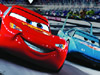 3D Race of Disney Cars