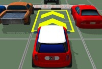 City Parking 3D WebGL