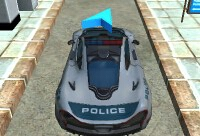 Skill 3D Parking Police Station WebGL