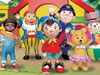 Puzzle do Noddy e Amigos