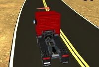 Highway Truck Driving