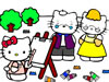 Colorir a Hello Kitty